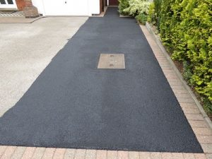 Tarmac driveway cleaning